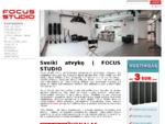 Sveiki atvykę į FOCUS STUDIO, fotostudija, fotostudija Kaune.