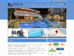 Folia Hotel Chania, Crete - Folia Apartments