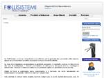 Folli Sistemi Srl - Brescia - Software e Terminali Rilevazione Presenze, Accessi, Produzione