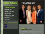 Strona Główna - Follow Me Band