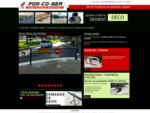 Foncoser, vente mobilier et équipement urbain, installation barrières pivotantes levantes et borne