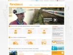 FONDASOL Bureau d'étude géotechnique - Sondage et étude des sols