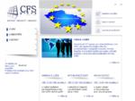 . Fondy Evropské Unie, CFS group.