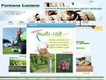 Fontana Luciano - Commercio all ingrosso attrezzature agricole e per giardinaggio