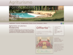 Agriturismo a Montepulciano con Piscina, Fontecastello agriturismo vicino Siena in Toscana, ...