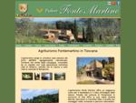 Agriturismo Fonte Martino - Toscana - Pisa - Volterra - Mezza pensione - Piscina