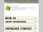 Fonts Caratteri Gratis