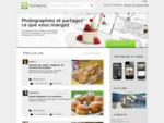 Food Reporter - Photographiez vos plats et partagez-les avec vos amis