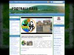 Информационный сайт о футбольном туризме
