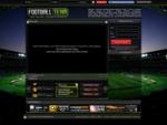 Football Team - Piłkarska gra on-line. Pokieruj karierą zawodnika i zdobądź mistrzostwo razem z ..