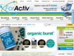 ForActiv. cz - Fitness, wellness, zdraví - garantovaná kvalita