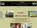 Foragers -Antique Dealer, Antiques, Collectables, Furniture for Home Office, Christchurch New