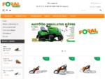 Aiatehnika ja metsatehnika kauplus FORAL