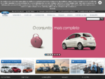 Carros novos, venda de carros, vans | Ford Portugal