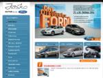 Ford Benešov Jaško - Servis a prodej nových i ojetých vozů a náhradních dílů