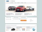 Bilförsäkring i samarbete med Ford | Ford Försäkring