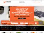 Forenom - Kalustetut asunnot ja huoneistohotellit - Forenom Oy