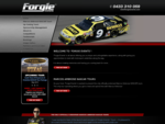 Forgie Events NASCAR Racing Tours with Marcos Ambrose, V8 Supercar Tours