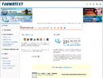 Création, site, internet, notaire, rouen, normandie, le havre, caen, evreux - Formatext