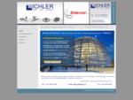 Michler GmbH Handelsagentur, A–2380 Perchtoldsdorf, Stahlprofile, Gussteile -