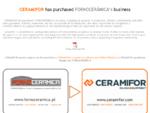 Fornocerâmica, SA is now CERAMIFOR
