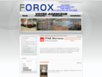 FOROX France - votre agenceur - Agencement Magasin - Gondoles Mertens Itab - FOROX France - votre ag