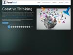 Forsefield Inc. - Graphic Design, Website Design, Corporate Identity, New Media, Tradeshow Disp