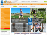 Yleisurheilu, hiihto, juoksu, pyöräily - Fortesport. fi