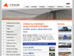 Stany, velkostany, párty stany, pergoly, markýzy, haly - Forum systémy