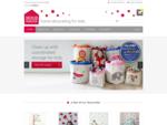 Wall decals, window stickers, kids storage, blankets | Speckled House
