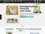 yourPainting.de - Kunst & Geschenkideen - Bild auf Leinwand