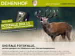Fotofalle und Wildkamera - die Überwachungskamera von Dehenhof