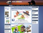 Foto Morava, zpracování fotografií, fotokniha, foto kalendář, fotodárky, fotoobrazy