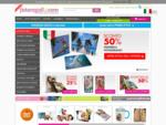 Regali personalizzati, stampa foto su tela, gadget fotografici articoli da regalo