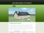 ΦΩΤΟΒΟΛΤΑΙΚΑ ΣΥΣΤΗΜΑΤΑ | Πληροφορίες για τα φωτοβολταικά συστήματα