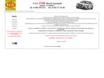 P. H. U. FOX Używane samochody z Niemiec i Szwajcarii.