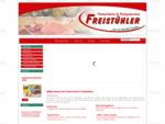 Fleischerei Partyservice Freistühler - Recklinghausen - Willkommen