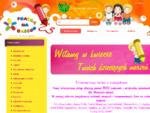 Internetowy sklep z zabawkami i artykułami papierniczymi