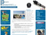 Franceschi snc meccanica di precisione, torneria di precisione, industrializzazione di progetti