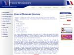 French Wholesalers France Wholesale Dropshippers Suppliers Directory
