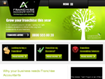 Accounting Firms, Franchise Association, Business Consultants - Franchise Accountants