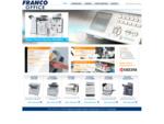Franco Office | Uw specialst voor Printers, Copiers, Multifunctionals Onderhoudsservice in regio