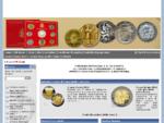 Francobolli e monete euro, novità per numismatica e filatelia