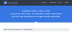 Graphiste Freelance Web Mobile agrave; Paris