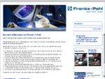 Instandhaltung, Automatisierungstechnik Arbeitssicherheit Franke Pahl