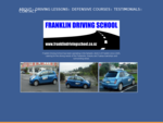 Driving lessons Pukekohe | Defensive driving courses Franklin | Restricted Licence, Full Licence