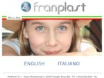 Franplast S. r. l. - Elastomeri termoplastici TPE