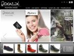 Fransal vendita calzature donna, uomo, bambino delle migliori marche a Palermo
