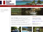 Fransk Ferieformidling er et udlejningsbureau med Frankrig som speciale - dog også med tilbud i Ital