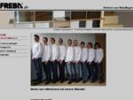 Schreinerei Freba-Möbel AG – Ihr Schreiner in Weisslingen für Küchen, Möbel, Schränke, Büromöbel